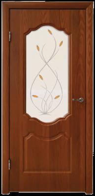 Шпонированные двери Астана