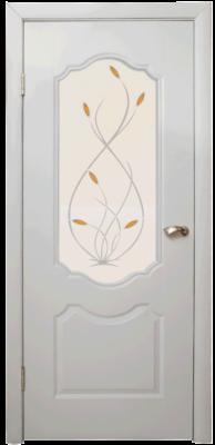 Дверь шпонированая Астана