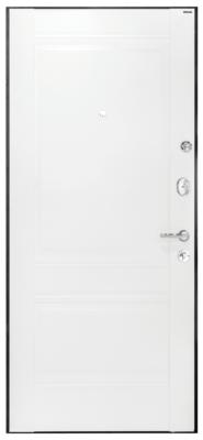 Внешняя металлическая дверь